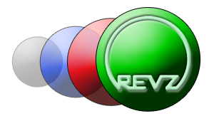 Revz Game Ball Graphics